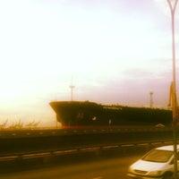Photo taken at Porto do Rio de Janeiro by Fabio J. on 5/24/2012