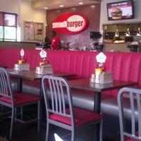 Photo taken at Smashburger by Rob V. on 7/31/2012