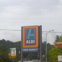 Photo taken at ALDI by Ora M. on 7/18/2012