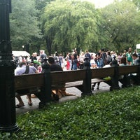 Photo taken at My Dog Loves Central Park Country Fair by Aran on 9/24/2011