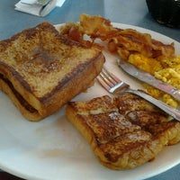 Photo taken at Broadway Diner by Yvonne E. on 9/11/2011