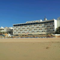 Photo taken at Hotel Sol E Mar by Chris T. on 9/2/2011