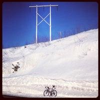 Photo taken at Cypress Mountain Ski Area by Noah B. on 3/7/2012