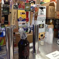 Photo taken at North Coast Wine & Beer Co by William E. on 6/23/2012