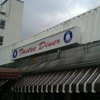 Photo taken at Tastee Diner by Greg G. on 9/25/2011