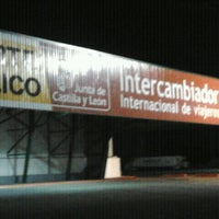 Photo taken at Intercambiador Internacional de Viajeros by José R. on 8/13/2011