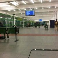 Photo taken at National Express Coach Station by Sanaya D. on 4/9/2012
