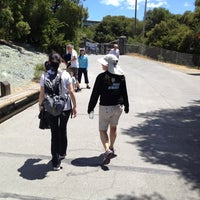 Photo taken at Crystal Springs Dam by 'Johnson Rualo H. on 6/24/2012