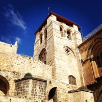 Photo taken at Church of the Holy Sepulchre by 'Dima G. on 8/4/2012