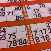 Photo taken at Bingo by Andy P. on 6/21/2012