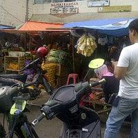 Photo taken at Pasar Besar Kota Malang by Rahadiyan F. on 7/13/2012