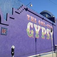 Photo taken at One Eyed Gypsy by Lynn B. on 8/9/2012