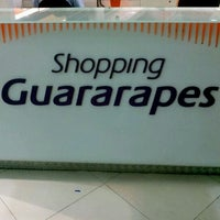 Photo taken at Shopping Guararapes by Carlos C. on 4/15/2012