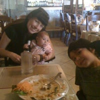 Photo taken at Best Thai Food by Dan A. on 2/10/2012