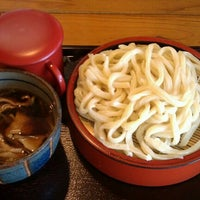 Photo taken at 手打ちうどん ゆでたて家 by hidea on 9/24/2011