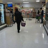 Photo taken at Super Stop & Shop by Tara D. on 11/2/2011