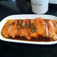 Photo taken at Keeki Restaurante Japonês by William C. on 12/3/2011