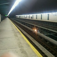 Photo taken at MTA Subway - Saratoga Ave (3) by Gary L. on 11/29/2011