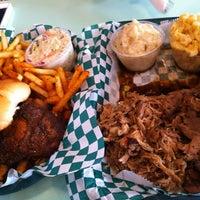 Photo taken at Sparky's Roadside BBQ by Jenny L. on 8/8/2012