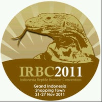 Photo taken at Indonesia Reptile Breeder Convention by Dhyean S. on 11/22/2011