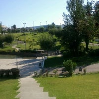 Photo taken at Parque Urbano de Via Rara by Fernando T. on 9/5/2011