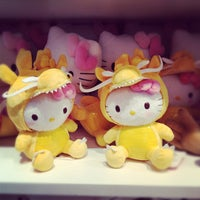 Photo taken at Sanrio by Cat L. on 2/11/2012