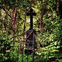 Photo taken at Georgen-Parochial Friedhof II by Donald B. on 8/30/2012