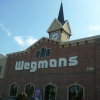 Photo taken at Wegmans by Crockett on 9/3/2012