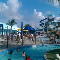 Photo taken at Sailfish Splash Waterpark by Robert A. on 7/7/2012