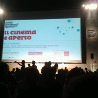 Photo taken at Milano Film Festival by Bruna C. on 9/12/2011