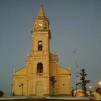 Photo taken at Igreja Santo Antônio by Nildo S. on 7/26/2012