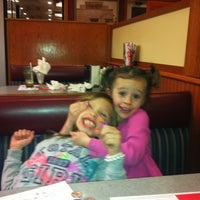 Photo taken at Friendly's by Sheila B. on 3/30/2012