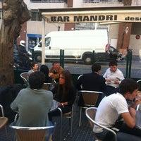 Foto tomada en Bar Mandri por Pablo R. el 3/14/2012