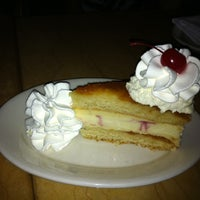 Photo taken at The Cheesecake Factory by Tejas M. on 1/3/2011