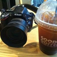 Photo taken at GOOD COFFEE by HyungKi H. on 8/14/2012