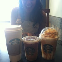 Photo taken at Starbucks by Don't be jellz 💜✨💇💅 on 7/14/2012