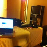 Photo taken at ibis Hotel by Leandro L. on 8/15/2012