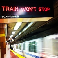 Photo taken at 24th St. Mission BART Station by Steve R. on 4/6/2012