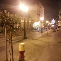 Photo taken at Calle Obispo Codina by Alejandro G. on 8/30/2012
