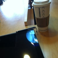 Photo taken at Starbucks by William B. on 4/26/2012