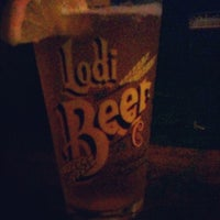 Photo taken at Lodi Beer Company by Benecia . on 2/22/2012