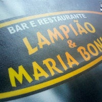 Photo taken at Lampião & Maria Bonita by Thainá C. on 9/8/2012
