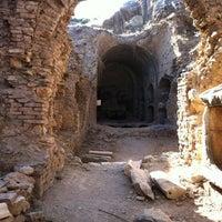 9/4/2012 tarihinde Meriç B.ziyaretçi tarafından Yedi Uyuyanlar Mağarası'de çekilen fotoğraf