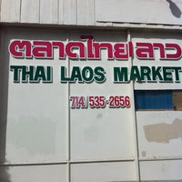 Photo taken at Thai Laos Market by Veronica C. on 2/19/2011