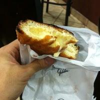 Photo taken at Yum Yum Donuts by Hoyon J. on 7/1/2012
