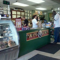 Photo taken at The Bagel Stop by Dan O. on 8/26/2011