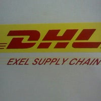 Photo taken at DHL Logistics (Brazil) Ltda by Andre O. on 11/16/2011