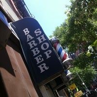 Photo taken at 18th Street Barber Shop by Seth F. on 6/23/2012