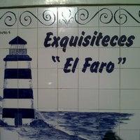 Photo taken at El Faro by Kris05 on 11/3/2011