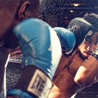 Photo taken at Brazen Boxing & MMA by Kris M. on 1/26/2012